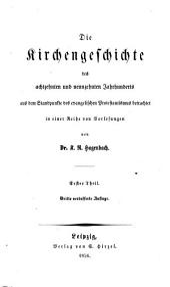 Evangelische Protestantismus in seiner geschichtlichen Entwickelung