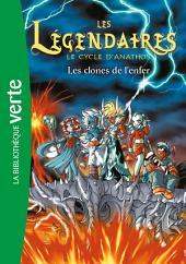 Les légendaires 11 - Les clones de l'enfer