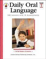 Daily Oral Language, Grade 1
