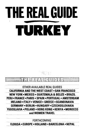 The Real Guide  Turkey
