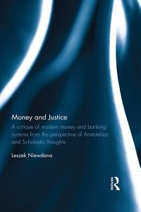 Money and Justice PDF