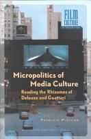 Micropolitics of Media Culture PDF