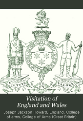 Visitation of England and Wales: Volume 11
