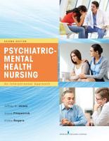 Psychiatric Mental Health Nursing  Second Edition PDF