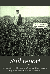 Soil report: Issues 1-14