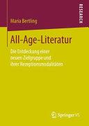 All Age Literatur PDF
