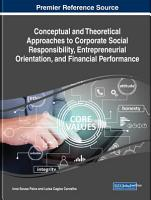 Conceptual and Theoretical Approaches to Corporate Social Responsibility  Entrepreneurial Orientation  and Financial Performance PDF