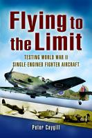Flying to the Limit PDF