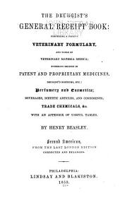 The Druggist's General Receipt Book
