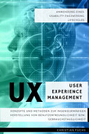 UX User Experience Management   Anwendung eines Usability Engineering Lifecycles PDF