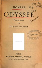 Homere Odyssee