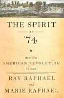 The Spirit of  74 PDF