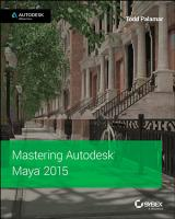 Mastering Autodesk Maya 2015 PDF