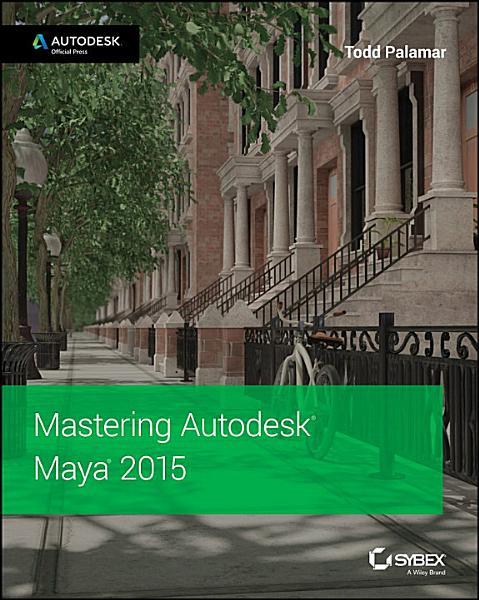 Mastering Autodesk Maya 2015 Pdf Book