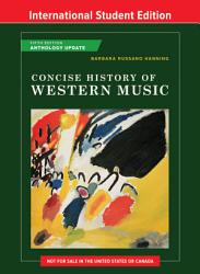 Concise History Of Western Music Book PDF