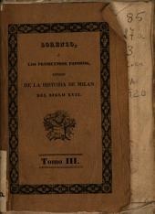 Lorenzo o Los prometidos esposos: suceso de la historia de Milan del siglo XVII, Volumen 3