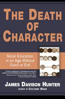 The Death of Character PDF