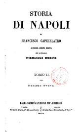 Storia di Napoli di Francesco Capecelatro: Periodo svevo, Volume 2