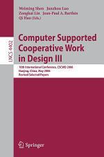 Computer Supported Cooperative Work in Design III