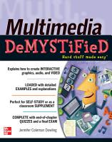 Multimedia Demystified PDF