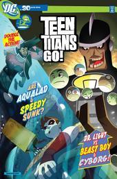 Teen Titans Go! (2003-) #30