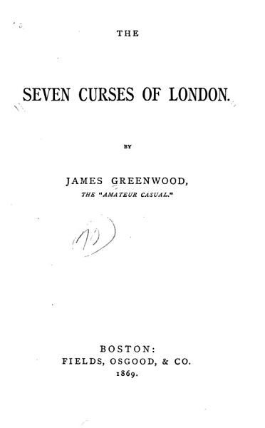 Download The Seven Curses of London Book