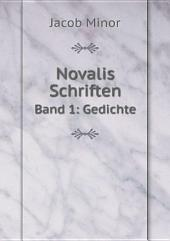 Novalis Schriften: Band 2
