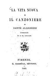 La Vita nuova e il Canzoniere di Dante Allighieri