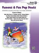 Famous & Fun Pop Duets