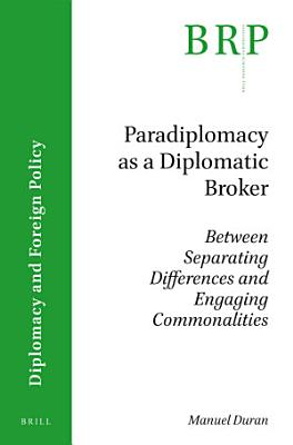 Paradiplomacy as a Diplomatic Broker PDF