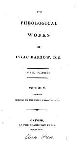 The Theological Works of Isaac Barrow: Volume 6