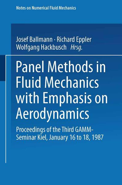 Panel Methods in Fluid Mechanics with Emphasis on Aerodynamics PDF