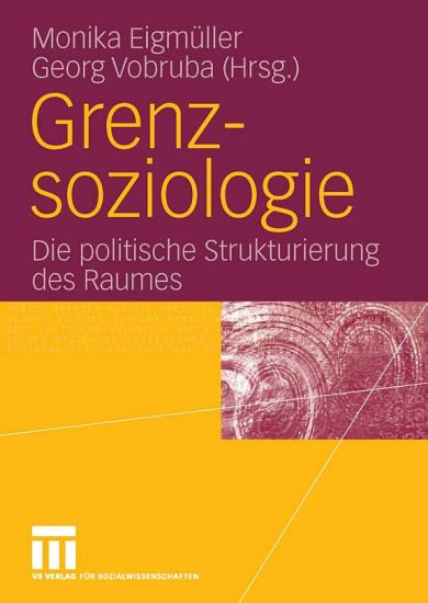 Grenzsoziologie PDF