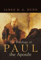 The Theology of Paul the Apostle PDF