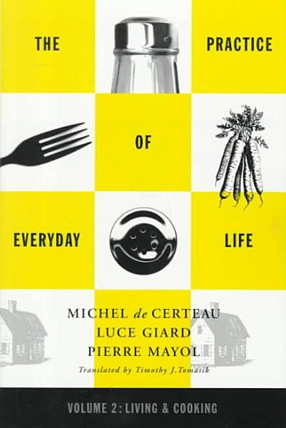 Download The Practice of Everyday Life Book