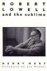 Robert Lowell and the Sublime PDF