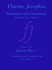 Flavius Josephus Book