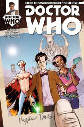 Doctor Who: The Eleventh Doctor #15: The Comfort of the Good Part 2