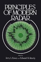Principles of Modern Radar PDF