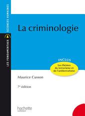 La criminologie