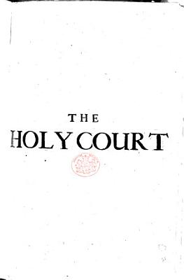 The Holy Court     The third edition  L P