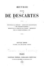 Œuvres choisies de Descartes