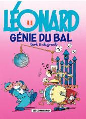 Léonard - tome 11 - Génie du bal