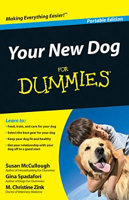 Your New Dog For Dummies  Portable Edition PDF