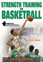 Strength Training for Basketball PDF