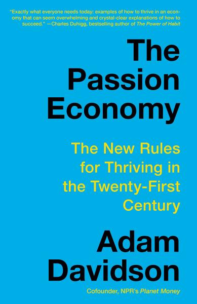 Download The Passion Economy Book