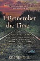 I Remember the Time    PDF