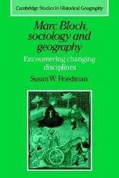 Marc Bloch Sociology And Geography Book PDF