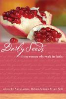 Daily Seeds From Women Who Walk in Faith PDF