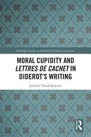 Moral Cupidity and Lettres de cachet in Diderot   s Writing PDF